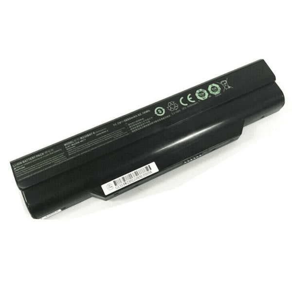 Clevo 6-87-W230S-427, 6-87-W230S-4271, W230BAT-6 11.1V 5600mAh Original Battery for  Clevo X311